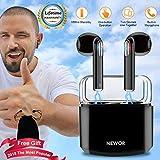 Best Courir sans fil écouteurs - Écouteurs Bluetooth, Oreillettes Sans Fil intra-auriculaires Sports Casque Review