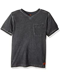 7 For All Mankind Boys' Short Sleeve T-Shirt