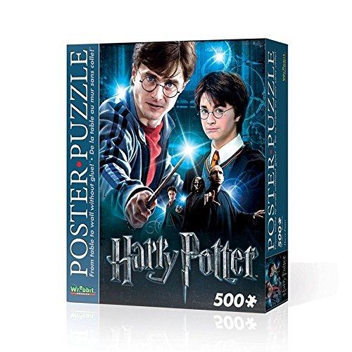 Wrebbit Puzzle - Póster de Harry Potter 3D