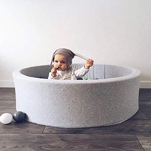Esgrima Manege Juego Redondo Piscina Bebé Infantil Bola de la Pelota Anti Estrés Bola del océano Patio de Juegos para niños pequeños Bebé