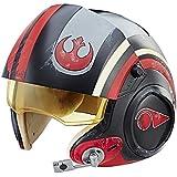 Star Wars The Black Series Episodio VIII - Los últimos Jedi Poe Dameron X-Wing Pilot Deluxe Casco