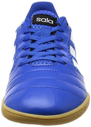 adidas Ace 17.4 Sala J, Scarpe da Calcio Unisex – Bambini Blu (Azul/Ftwbla/Negbas)