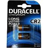 Duracell Piles Lithium High Power CR2 x2