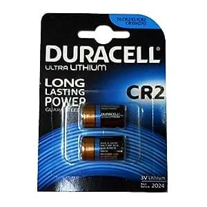 Duracell Ultra Lithium Batterie CR2 (CR17355) 2er