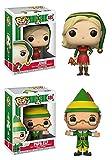 Funko POP! Elf: Jovie + Papa Elf – Stylized Christmas Movie Vinyl Figure Set NEW
