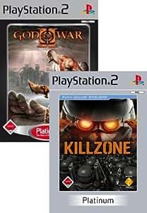 God of War  / Killzone (Platinum Double Pack)