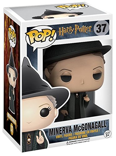 POP Harry Potter Minerva McGonagall Vinyl Figure