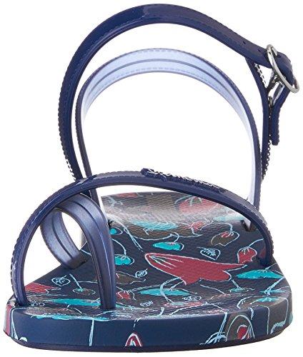 Ipanema Damen 81709 Sandalen Blue