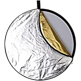 "SHOPEE 5-In-1 Collapsible Photo Light Reflector 42"" (110 Cm)"