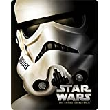 Star Wars : The Empire Strikes Back [Steelbook] [Blu-ray] UK-Import, Sprache: Englisch.