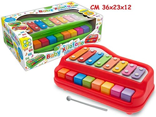 Satz Prime Note Baby Xylophon 8Tasten 18+ Monate 1Stück