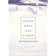 Scour Wool Like a Boss: Through extensive and dedicated practice comes the development of best practices for excellent outcomes.  Show your fiber who's boss. (1) (English Edition)