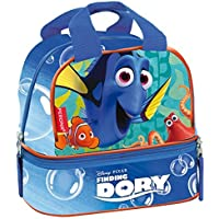 Preisvergleich für Disney Pixar Finding Dory Ocean School Lunch Bag (Blue) by Disney
