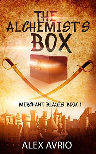 ebook: The Alchemist's Box (The Merchant Blades Book 1) (B01N7H5LY6)