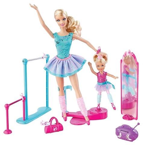 Mattel T7176 - Barbie, Ich wäre gern... Ballett-Lehrerin, Spielset