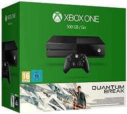Xbox One 500GB Konsole - Bundle inkl. Quantum Break und Alan Wake
