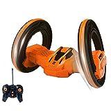 SainSmart-Jr-2-Rder-RC-Stunt-Rennwagen-mit-Licht-2-seitig-Extreme-High-schnellste-Mini-Speed-Tumbling-Aktion