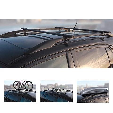 Citroën Berlingo Multispace 08-on verrouillables Antivol pour toit de voiture