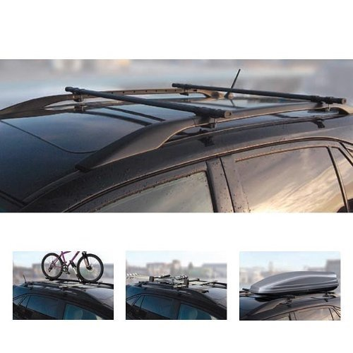 Audi A3Sportback Voiture Barres de toit verrouillables