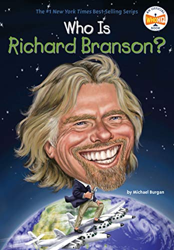 Who Is Richard Branson? (Who Was?) (English Edition)