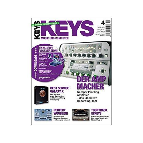 Keys 4 2012 - Kemper Profiling Amplifier - Skylife SampleRobot KEYS Edition Software als Download - Personal Samples - Free Loops - Audiobeispiele