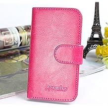 """Prevoa ® 丨 Original Flip PU Cover Funda para iNew V3 / iNew V3 Plus / iNew V3 + 5.0"""" Smartphone - - 2"""