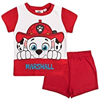 Baby Boys Character Short Pyjamas Pjs