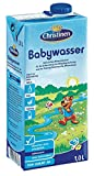 Christinen Babywasser  Tetra Prisma Pak, 12er Pack (12 x 1 l)