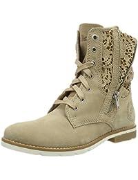 s.Oliver Damen 25354 Combat Boots