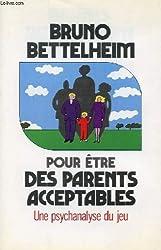 Pour être des parents acceptables
