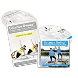 Balance Swing - Kombi Angebot: DVD Energize Yourself + Musik CD (Balance Swing Vol. 04) für das Workout auf dem Mini-Trampolin