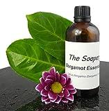 Olio essenziale di bergamotto 100ml–100% puro grado terapeutico undlitued naturale aromaterapia