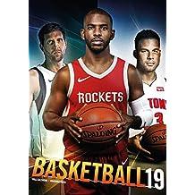 Basketball 2019 Calendar