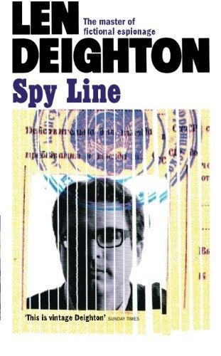 Spy Line Cover Image