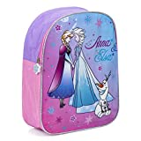 Mochila Frozen Infantil El Reino del Hielo Princesas Disney Mochilas Disney para Niña