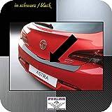 Richard Grant Mouldings Ltd. Original RGM ladekant Protección Negro para Opel Astra Gtc J Hatchback