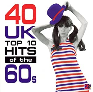 40 Uk Top Hits Des Annees 60