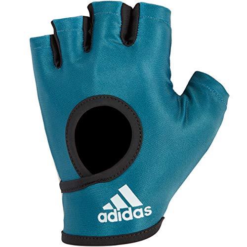 Adidas Esencial - Guantes de Mujer - Azul S