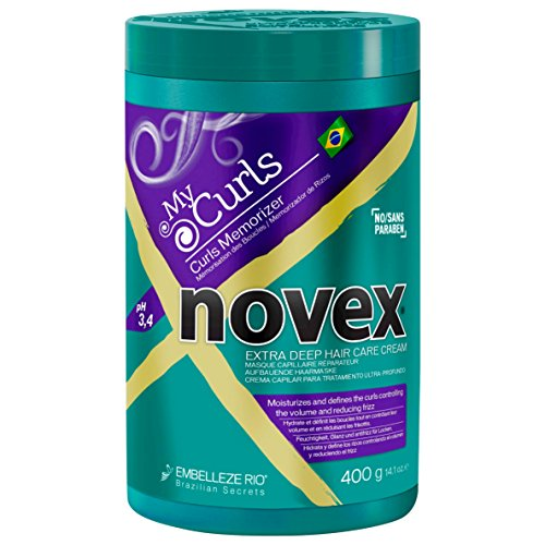 Novex My Curls Deep Conditioning Treatment - 1kg by Novex (Conditioning Deep Creme)