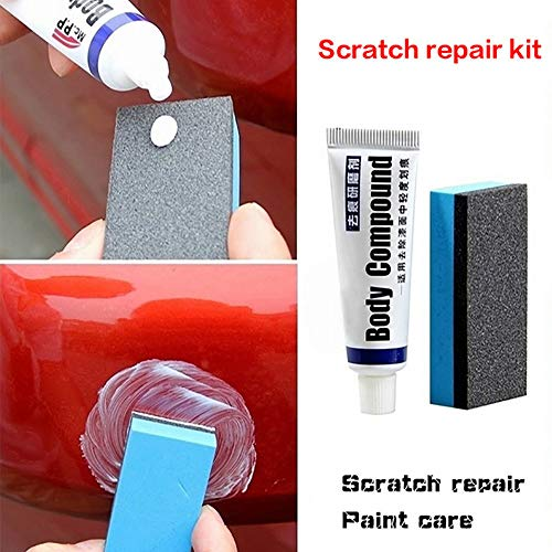 Reparatur-verbindung (BZLine Autos Polieren Körper Verbindung Wachs Farbe Kratzen Reparatur Kit Fix es Pro Für Auto Styling Zubehör)