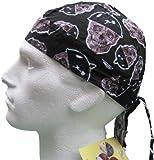 Fitted BANDANA Skull in Helmet