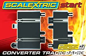 Scalextric Start C8525 Converter Track 1:32 Scale Accessory