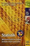 Statistik, CD-ROM Wissenschaftliche Datenanalyse leicht gemacht. Deutsch-Englisch-Spanisch-Französisch. Für Windows 98/Me/2000/NT/XP