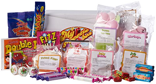 Retro Sweets Tuck Box 800 g