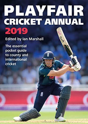 Playfair Cricket Annual 2019 (English Edition)
