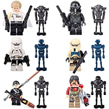 Rogue One Star Wars Baze Malbus Orson Chirrut 12 Minifigures building Toys