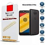 Motorola Moto C Plus Protection Écran En Verre Trempé (Uniquement Pour Ce TéléPhone)