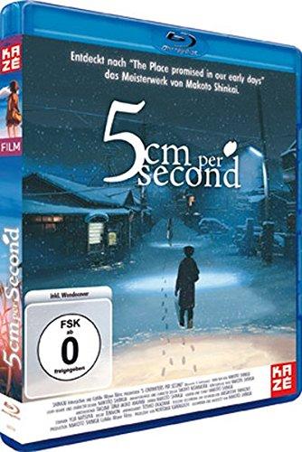 Bild von 5 Centimeters per Second - Blu-ray