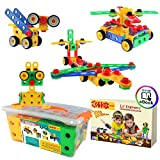 Best Building Toys - ETI Toys STEM Learning Original 90 Piece Educational Review
