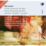 Reinecke : Flute Concerto, 'Undine' Sonata & Harp Concerto  -  Apex